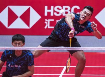 羽球年終賽》「雙麟配」遭中國雙塔逆轉 無緣冠軍戰