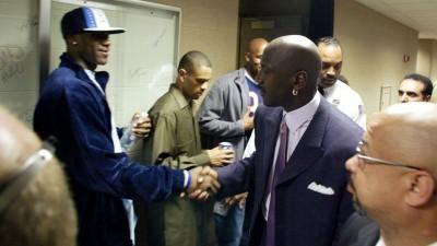 NBA》回憶與喬丹初次見面 詹姆斯:看到神一般