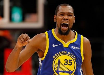 NBA》勇士表現起伏過大 KD說重話:沒紀律就等著輸球