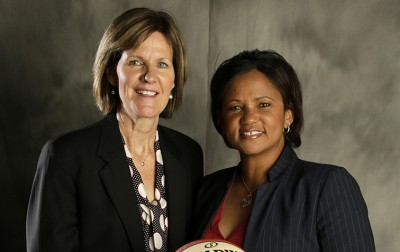 NBA》聯盟史上頭一遭 溜馬聘來首位女性助理總管