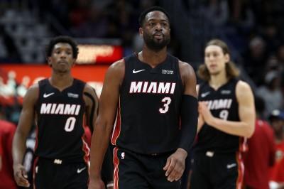 NBA》魏德最終決戰鵜鶘 全場球迷激情吶喊D-Wade!