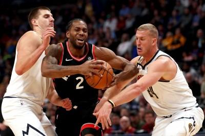 NBA》雷納德砍29分無用   東西龍頭對決金塊守住勝利