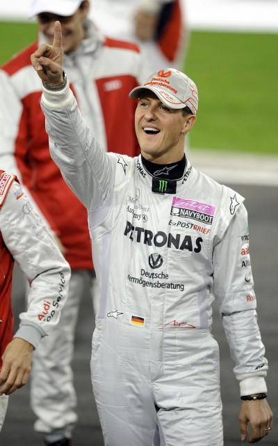 F1》奇蹟要降臨了?舒馬克昏迷近5年傳好消息
