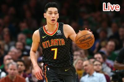NBA Live》林書豪砍16分、4助攻 老鷹擊敗巫師