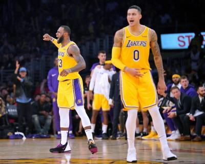 NBA》疑點重重?推文質疑誤判 湖人小將反遭聯盟警告(影音)