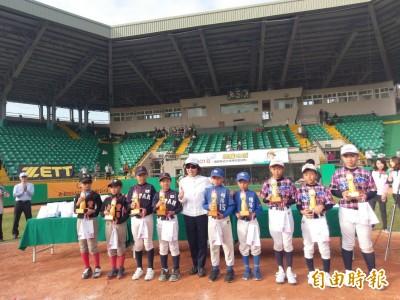 諸羅山盃》地主與獎項擦身而過 嘉義市長勉勵選手