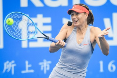 網球》澳網剩不到10天 莎娃深圳八強因傷退賽