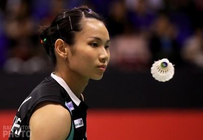 羽球》女單競爭空前激烈 瑪琳盛讚球后戴資穎「獨一無二」