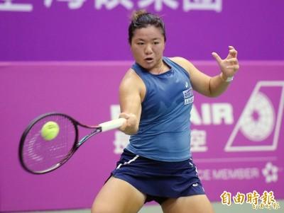 網球》寶島「小鋼砲」梁恩碩逆襲不成 澳網女單會外首戰落敗