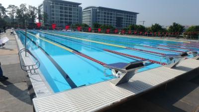 世大運泳池將落腳國訓 興建室內田徑場要等到洛杉磯奧運