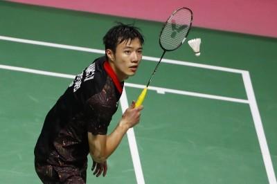 泰國羽球大師賽》苦戰三局吞敗 王子維無緣晉級四強