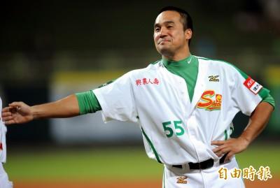 棒球》謝佳賢重返棒球界 受邀擔任新北市教練
