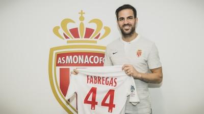 足球》法布雷加斯轉戰法甲 力拚助摩納哥保級成功