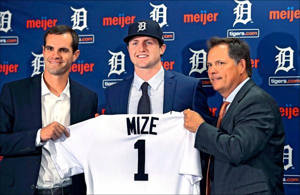 MLB狀元 2.3億簽約金不夠看!