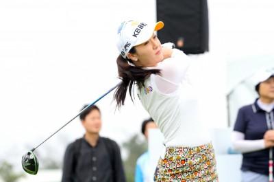 2019台灣女子高球公開賽配對賽冠軍出爐  韓國美女兵團成嬌點