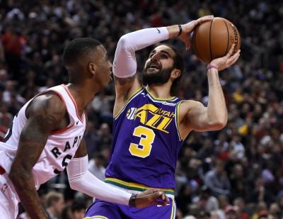 NBA》爵士後場人手告急 盧比歐將再多休一週