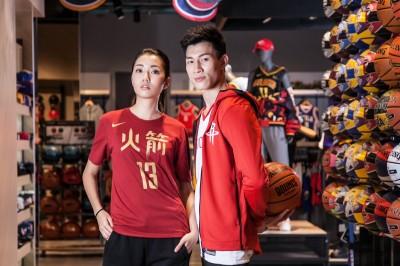 籃球》過新年穿新衣好禮大放送 NBA Store Taiwan拜年不敗穿搭