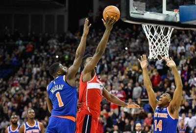 NBA》尼克被「勾天頂」絕殺 巫師倫敦賽逆轉贏球(影音)