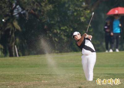 台灣公開賽》「推桿救了自己」曾雅妮第2回合並列第9