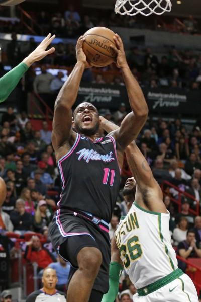 NBA》公開抱怨上場時間少 熱火後衛遭球團開罰