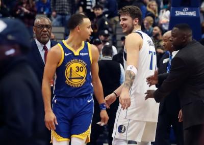 NBA》明星賽票選人氣旺 新秀東契奇力壓厄文、柯瑞