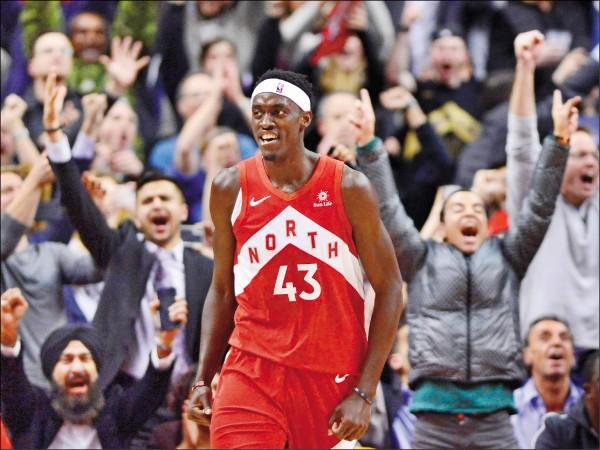 NBA》暴龍射日 最後一箭非關羅利