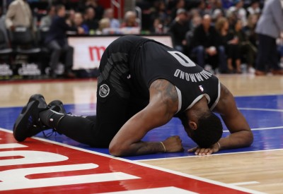 NBA》「抓猛哥」首節傷退不影響 葛瑞芬準大三元率隊滅熱火