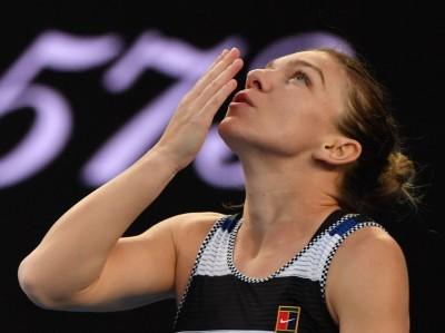 澳網》球后哈勒普拍落大威 16強對決小威廉絲