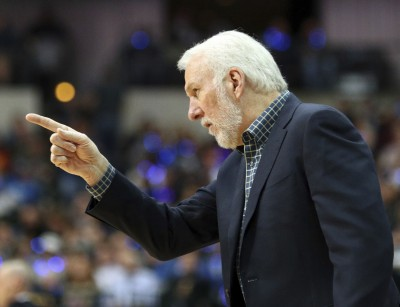 NBA》馬刺客場扳倒灰狼 波總生涯勝場數追平歷史紀錄