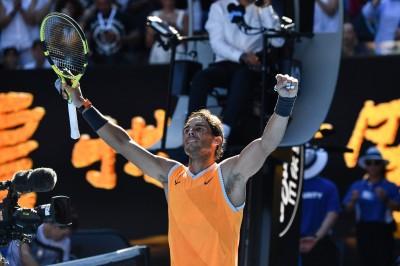 澳網》進擊的納豆賞對手鴨蛋 一盤未失晉八強
