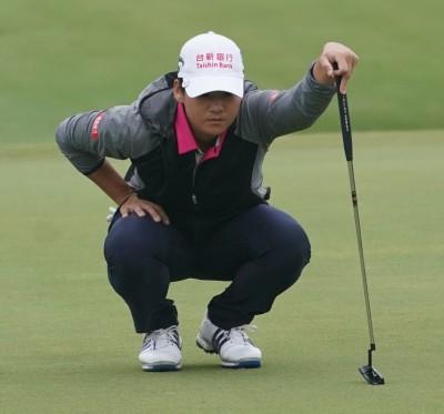 台灣公開賽》找回狀況開心落淚 曾雅妮30歲生日願望盼奪冠