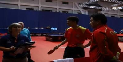 桌球》打不贏莊智淵竟出「奧步」 中國選手重罰禁賽3個月