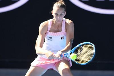 澳網》前長腿球后交鋒 「刺青美女」普莉絲可娃再晉8強
