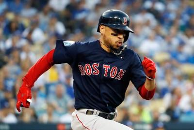 MLB》提前續留明星貝茲 紅襪高層:盼他永駐波士頓