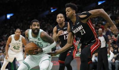 NBA》厄文全能表現比肩大鳥 8抄截10助攻滅熱火