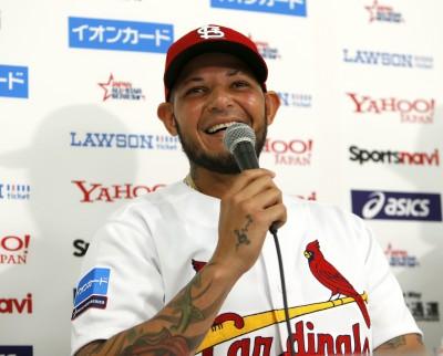 MLB》合約明年季後到期 36歲莫里納樂意再戰