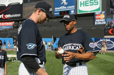 MLB》「大夫」請益卡特球 李維拉不私藏傾囊相授