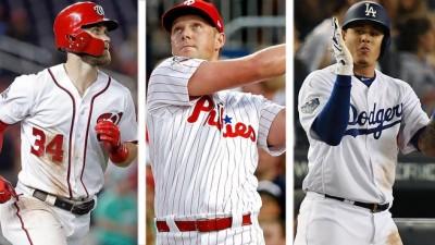 MLB》費城人一壘手有感覺了!「我們會得到馬查多或哈波」
