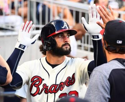 MLB》1年約簽回明星外野手 勇士40人名單額滿