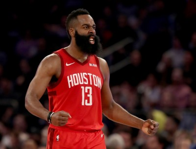 NBA》歐尼爾後第一人! 哈登狂飆61分創神紀錄