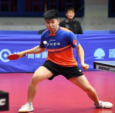 世桌賽國手選拔》王泰崴逆轉山豬出線 自認贏在這一點
