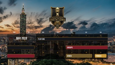 電競》2019《英雄聯盟》季中邀請賽 4強賽將於台北舉辦!