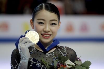 滑冰》日本16歲冰公主紀平梨花  四大洲花式錦標賽逆轉封后