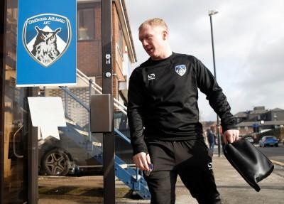 足球》曼聯傳奇中場史高斯 將任教英乙球隊奧爾德姆!
