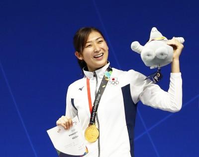 游泳》震驚!亞運6金日本天才少女 自爆確診白血病