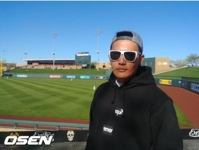MLB》韓媒沒忘了他 王維中:「目標大聯盟開季名單!」