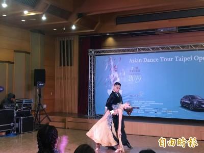 水電工愛上運動舞蹈翻轉人生 連11年參加亞巡賽