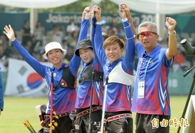 台灣射箭邁入新紀元 建立企業聯賽拚2020年東京奧運