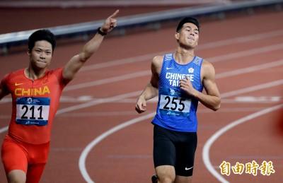 田徑》中國飛人預告參加亞錦賽 楊俊瀚有望再度對決蘇炳添