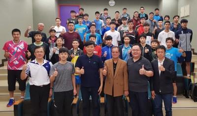 羽球》備戰東京奧運 台灣隊教練團名單正式出爐